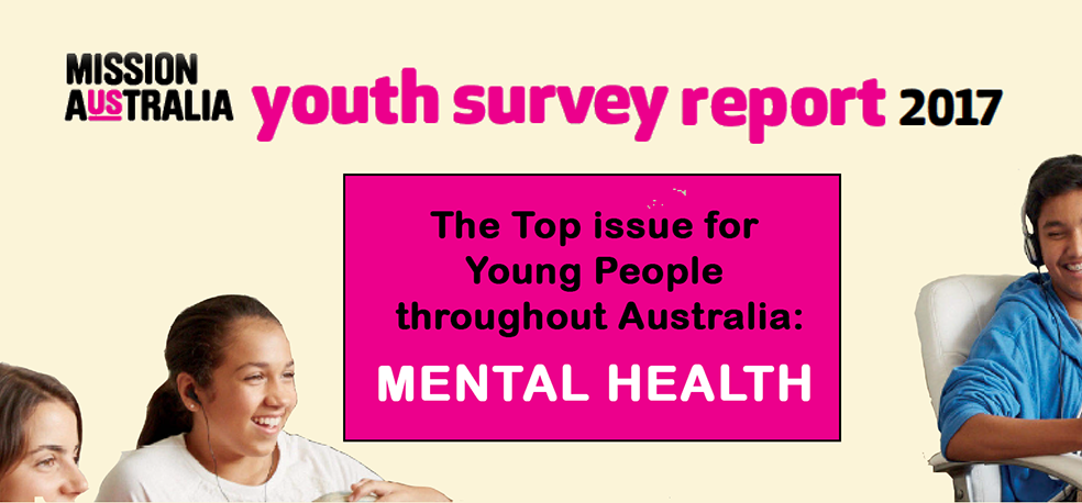 Mental Health the MOST IMPORTANT ISSUE to Young People | Severe Youth  Mental Health